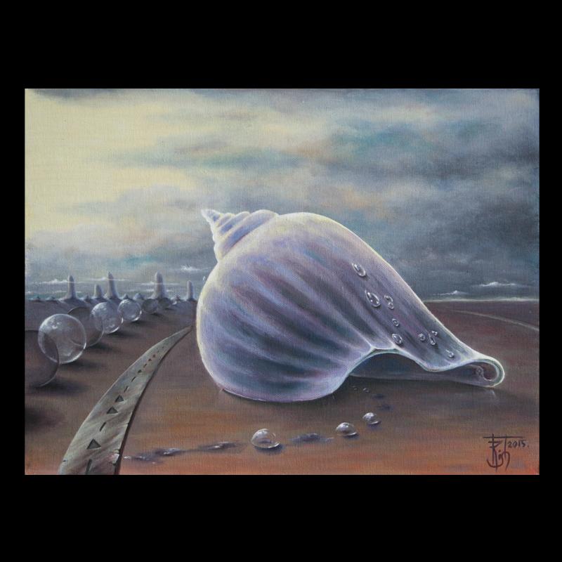 Картина «Отал.Шесть восьмых» — художник Елена Моргун (Trish)