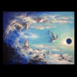 Картина «Возвращение» — художник Елена Моргун (Trish)