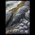 Картина «Живая вода» — художник Елена Моргун (Trish)
