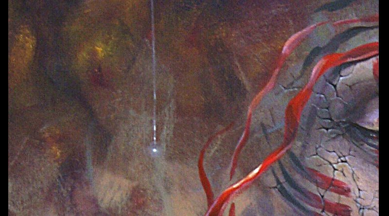 Картина «Ключник» — художник Елена Моргун (Trish)