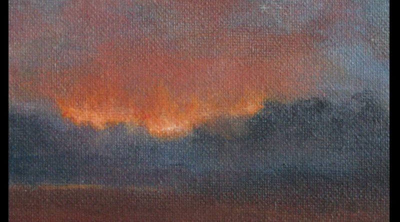 Картина «Бездна Имира» — художник Елена Моргун (Trish)
