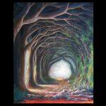 Картина «Дагаз. Лети на свет» — художник Елена Моргун (Trish)