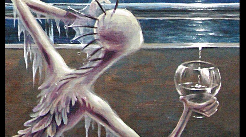 Картина БЫТЬ - символизм, сюрреализм, фэнтези